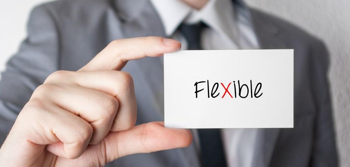 La flessibilità in ufficio